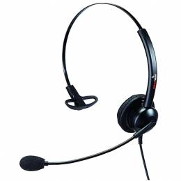 Supervoice SVC101 Call Center Headset Mono Without Bottom Cable